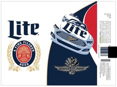 mybeerbuzz.com - Bringing Good Beers & Good People Together...: Miller Lite - NASCAR Cans - Indianapolis & Chicago...