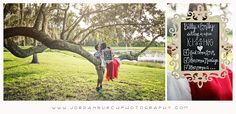 we're expecting. sitting in a tree. maternity. announcement. (jordan burch photography)