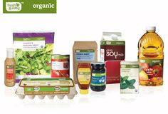 P&W Design Consultants: Organic Branding | Fresh & Easy Neighborhood Market, USA