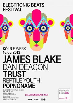 Cologne Electronic Beats Festival line-up announced!