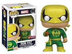 #16 - Iron Fist [PX Exclusive - Available at Entertainment Earth]