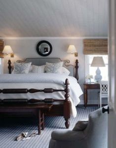 11 awesome coastal bedrooms with dark furniture images bedrooms rh pinterest com