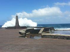 #Bajamar isla de #Tenerife - #IslasCanarias