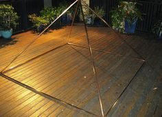 Image result for copper pyramid