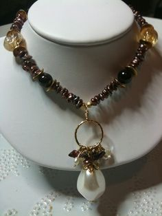 Keishi & Stones (Customer Design) - Lima Beads