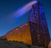Erick Van Egeraat's Glowing Energy Tower To Power Roskilde Using Trash | Inhabitat - Sustainable Design Innovation, Eco Architecture, Green Building