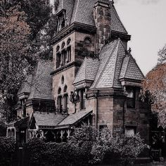 Exterior Design, Interior And Exterior, Landscape Edging Stone, Dark House, A Hat In Time, Story Of The World, Old Money, Fantasy Images, Dark Interiors