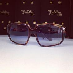 Vintaage sun glasses 1970's Emilio Pucci for men