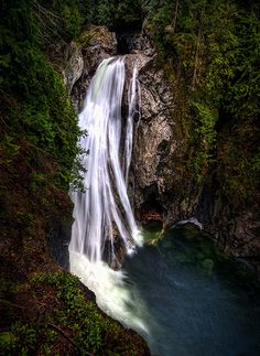 Lower Twin Falls HDR