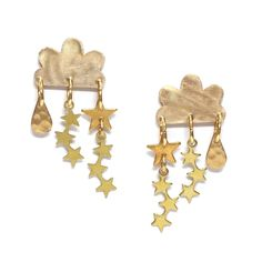 Hannah Zakari - Nite Nite Earrings - so Cute!!!