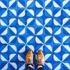 Fotografía Los Pisos de Barcelona, Documentación Azulejos