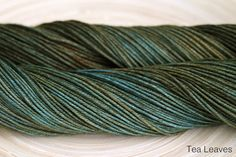 Super Sweet Sock - Dyed To Order  --- Tea Leaves
