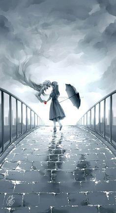 A veces, una persona sólo quiere un corazón comprensivo y una mano para sostener.