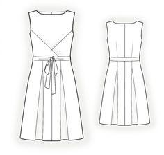 Robe - Patrons de couture #4356