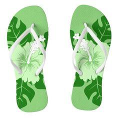 Shop Banzai Beach Hawaiian Hibiscus Floral Flip Flops created by DriveIndustries. Personalized Flip Flops, Personalized Gifts, Floral Flip Flops, Decorating Flip Flops, Womens Flip Flops, Floral Fashion, Flipping, Hibiscus, Summer Fun