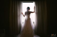 #weddingdress #leahandmark.com  Photo from Aerial + Peter collection by LeahAndMark & Co.