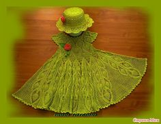 Flores abierta: vestidos de crochet en color ááČäćĘÇĘ
