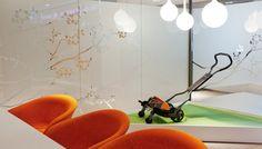 FISKARS showroom by Studio Lillehammer
