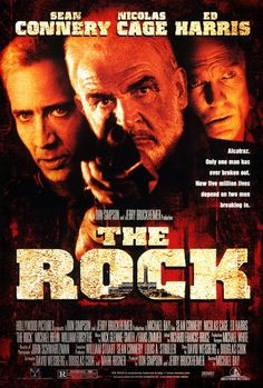"Four FREE FULL MOVIE! ""THE ROCK"" 