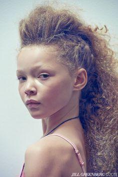 Berkeley Clayborne One of our Favorite tween Girl models
