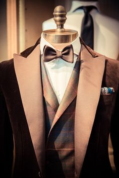 The Phabulously Dapper Wardrobe of Phineas Cole