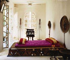 moroccan style interior design - Google Search
