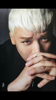 Seungri for Cinema Magazine (for HIGH&LOW)