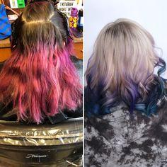 @ashligreyhairstylist White Rock BC Dreadlocks, Rock, Hair Styles, Beauty, Hair Plait Styles, Skirt, Hairdos, Locks, Hair Looks