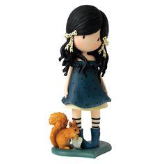 Gor-juss A26481 - Figurita, resina, 22 cm, color azul: Amazon.es: Hogar
