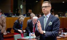 Ο Στουμπ απειλεί με διακοπή της διαπραγμάτευσης για το χρέος