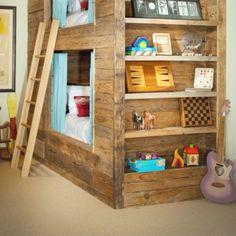 How To Build A Bunk Bed Ladder Woodworking Projects Amp Plans
