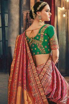 Banarasi Sarees, Lehenga, Anarkali, Indian Dresses, Indian Outfits, Indian Clothes, Churidar, Kurti, Simple Sarees