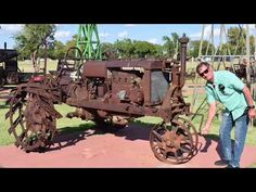 National Route 66 Museum                Elk City Oklahoma - YouTube