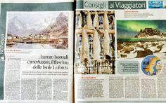 Il Viaggio alle Lototen, organizzato dalla Tagliapietra e Figli, su La Stampa.