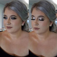 """GLAM IN VAN BEAUTY on Instagram: """"I actually can't get over this stunning look from last weekend. The glam game is strong. Makeup by Sima, Hair by Carly 🙌🏻"""""""