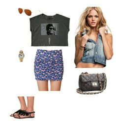 Ashley Tisdale Outfit
