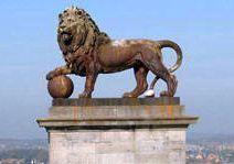 Lion de Waterloo Belgique