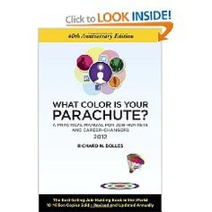 """http://www.amazon.com/What-Color-Your-Parachute-2012/dp/1607740109/ref=sr_1_1?s=books=UTF8=1331667854=1-1  A great resource for the job hunt that is updated on a yearly basis: """"What Color Is Your Parachute?"""""""