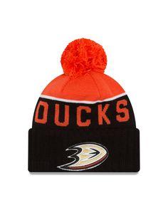 Anaheim Ducks New Era 2016 NHL Sport Knit Hat