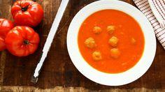 Vegetarian Recepies, Veggie Recipes, Soup Recipes, Cooking Recipes, Healthy Recipes, Veggie Food, Belgium Food, Yummy Food, Tasty
