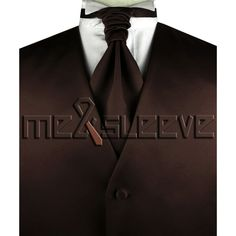hot sale free shipping plain chocolate  colour wedding dress(vest+ascot tie+cufflinks+handkerchief)