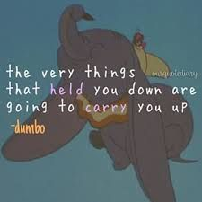 dumbo quotes - Google Search Dumbo Quotes, Disney Quotes, Baby Shower, Google Search, Birthday, Wall, Babyshower, Birthdays, Walls
