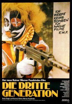 Die dritte Generation (1979) - Rainer Werner Fassbinder