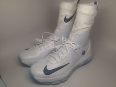 premium selection 99b96 03dec Nike KD 8 Elite White  Midnight Navy-Photo Blue KD VIII Elite 834185-