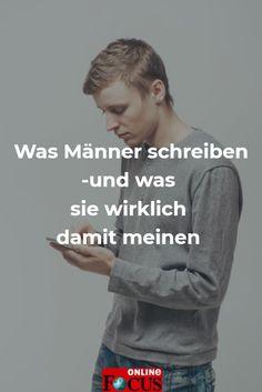 #männer #logik #schreiben #sms #chatten #partnerschaft #liebe #ehe #eheleben #probleme #mann #frau #beziehung #beziehungsprobleme #focusonline