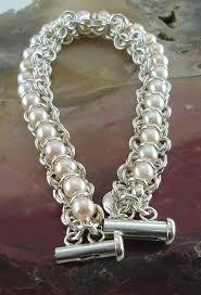 Resultado de imagen para diy Chain Maille perls