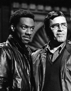 Eddie Murphy & Jerry Lewis - YASSS!  BOTH Nutty Professors.
