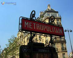 Como usar o metrô em Paris