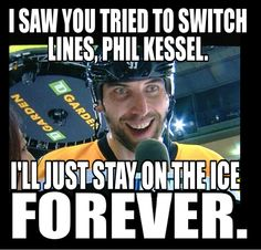 Overly-Attached Zdeno Chara