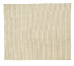 Parker Indoor/Outdoor Rug - Neutral For under round table on a hard-wood floor